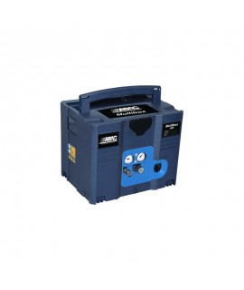 COMPRESOR MULTIBOX 6L 8 BAR 1100W 160L/IN