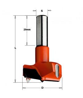 BROCA X BISAGRAS HM D40X57.5 S10X26