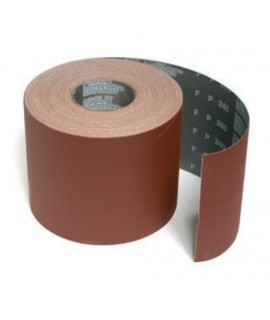 ROLLO LIJA TELA HIOLIT F FLEXIBLE 120mmX50mt.