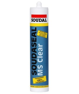 SOUDASEAL MS CLEAR TRANSPARENTE 290 mL