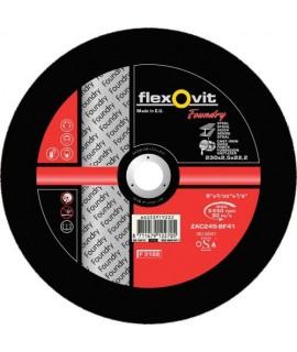 DISCO DE CORTE ZAC24S-230X2.5X22 T41 FLX