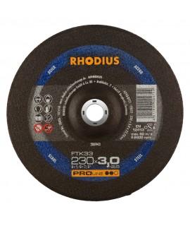 disco de corte FTK33 proline 230x3
