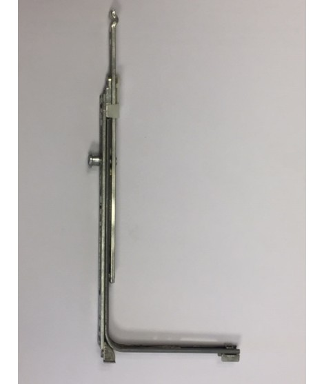 Mov.angular MM prolongable verticalmente con 1 bulón i.S. FFH 750-2.800 plata
