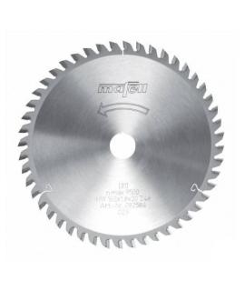 Hoja de sierra de metal duro 162 x 1,2/1,8 x 20 mm, Z 48, WZ
