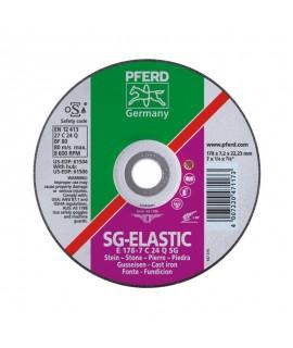 DISCO DESBASTE E178-7 C24 Q SG