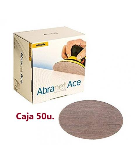 DISCOS LIJA 150 MM ABRANET ACE GRANO 120