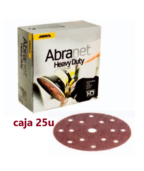 ABRANET® HD 150mm Grip 15A P40
