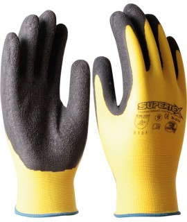GUANTE LATEX SUPERTEX SL-010