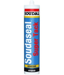 SOUDASEAL SUPERTACK BLANCO 12/190MM